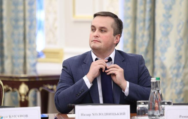 Назар Холодницький: Зеленський не може ставити нам ніяких завдань
