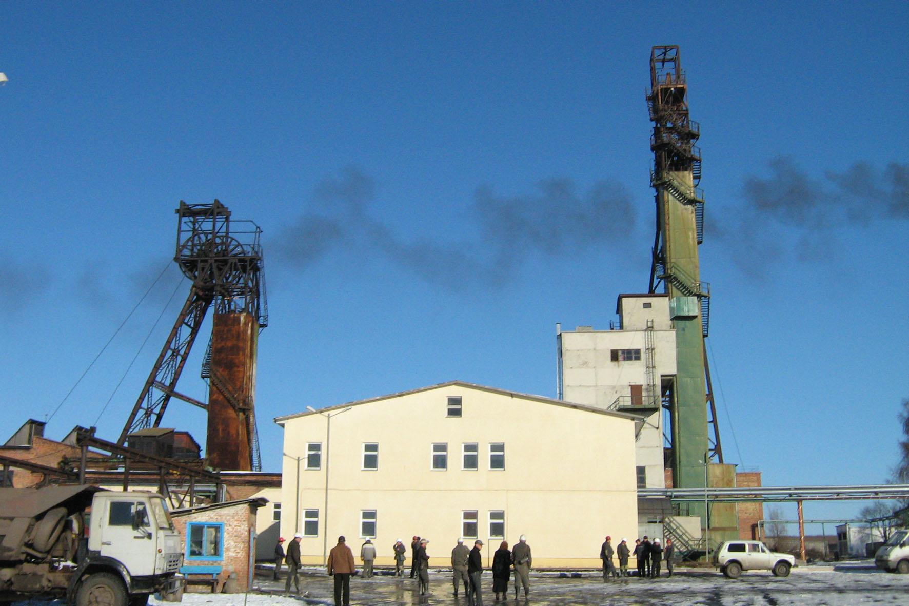 ВЛьвовской области произошел взрыв нашахте: погибли 8 горняков