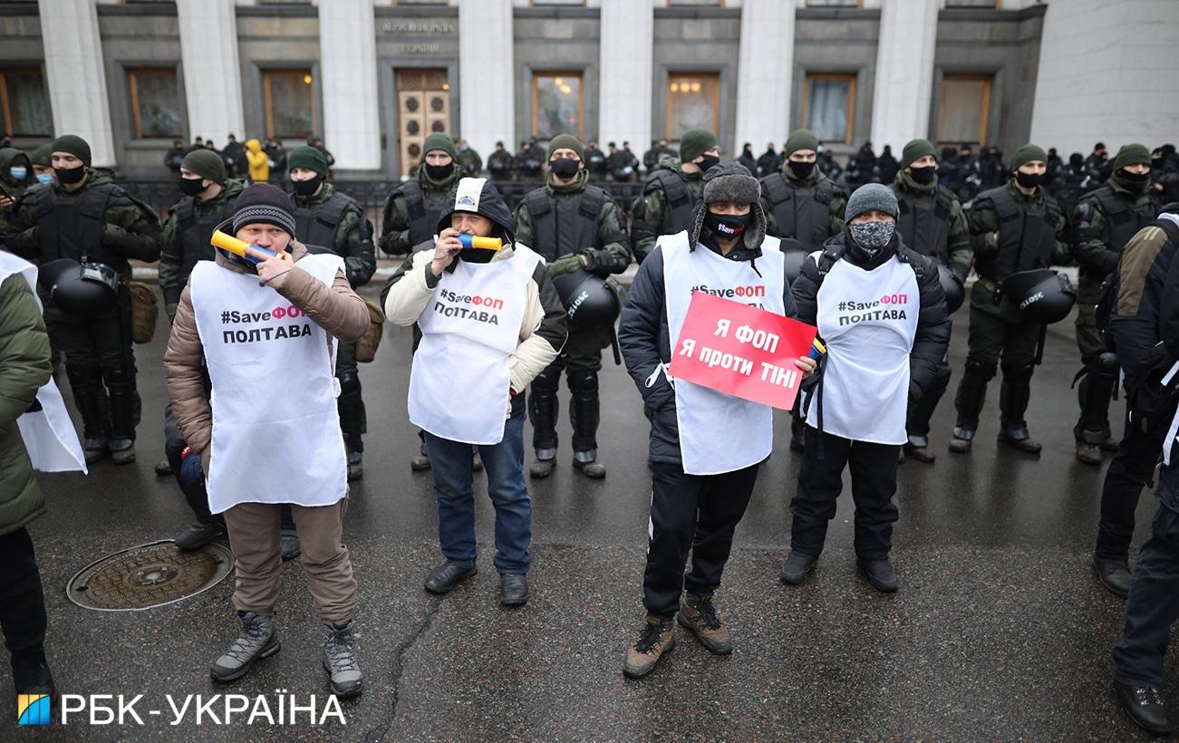 Центр Києва оточила поліція: що відбувається