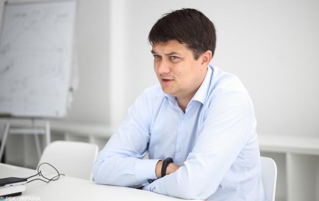 Разумков дал сенсационное интервью: Коломойский, Медведчук, язык, война и коалиция. Новости Днепра