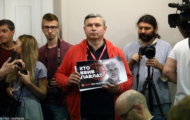 Тіні сумнівів: що відбувається в справі про вбивство журналіста Павла Шеремета