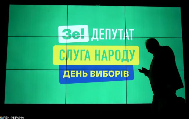 """Сила бренда: кого """"Слуга народа"""" Зеленского провела в Раду по мажоритарке"""