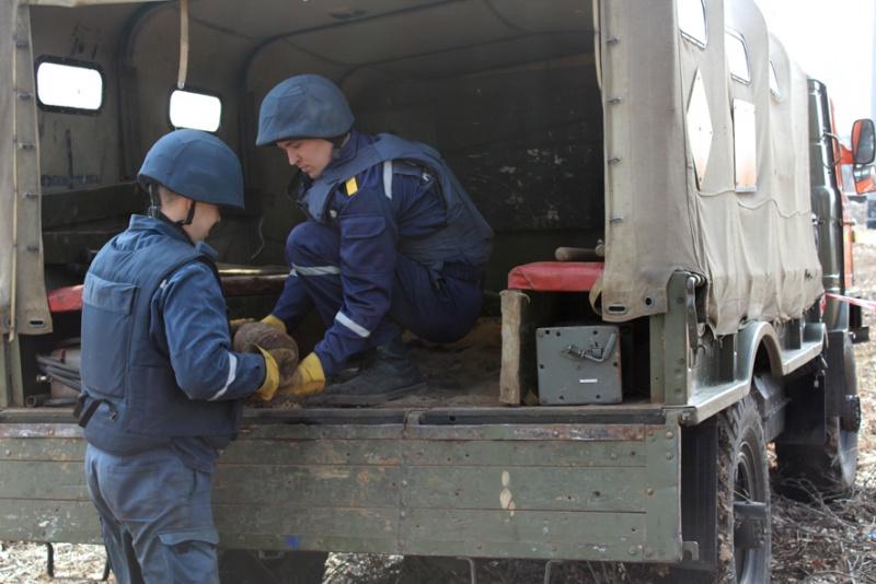 У курортному Татарові виявили вибухонебезпечний предмет