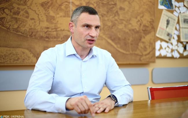 """Виталий Кличко: Мне """"крыша"""" не нужна, но нам нужны партнеры"""
