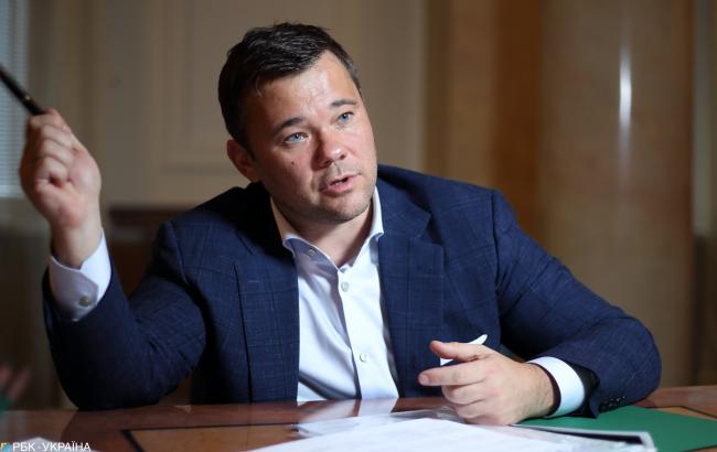 Андрей Богдан: Я бы разрешил Донецку и Луганску официальный русский язык, если они будут территорией Украины