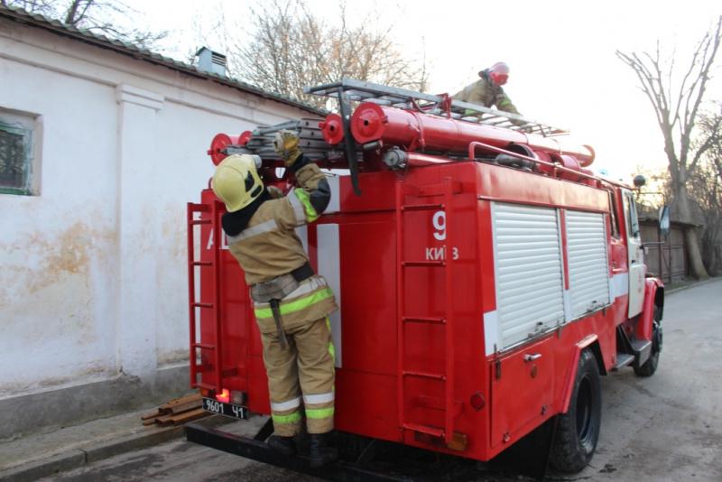 ВКиевском зоопарке произошел пожар, часть животных эвакуировали