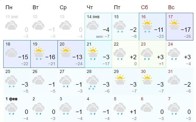 Морозы пришли ненадолго: синоптики пообещали быстрое потепление