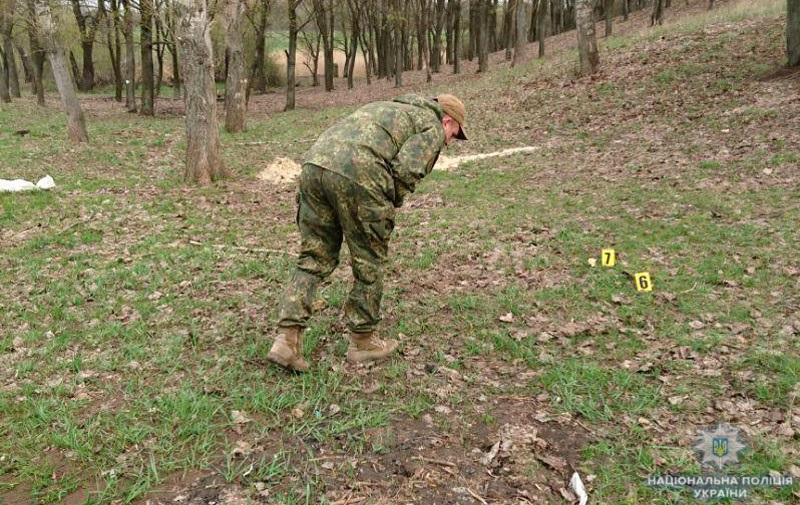 ВДонецкой области врезультате взрыва гранаты пострадал ребенок