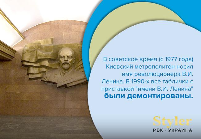 История Киевского метрополитена