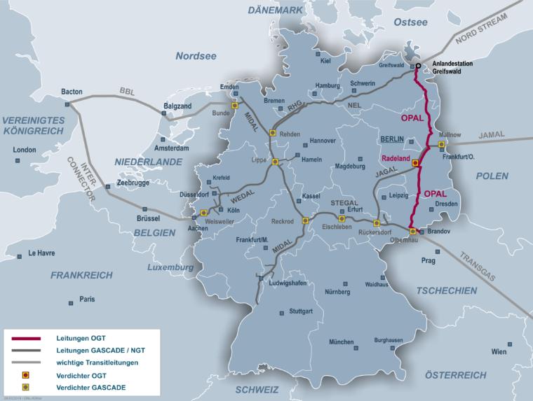 """Большая победа: Европейский суд подтвердил ограничения для """"Северного потока-1"""""""
