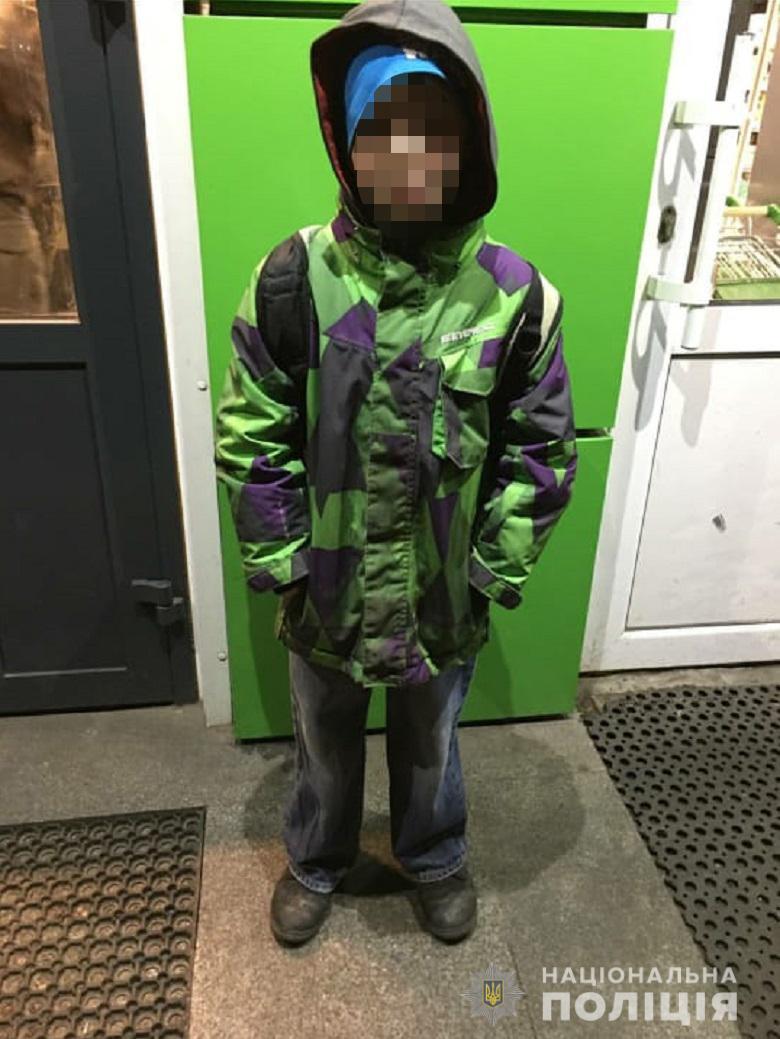 В Киеве мать бросила 10-летнего сына на улицена произвол судьбы