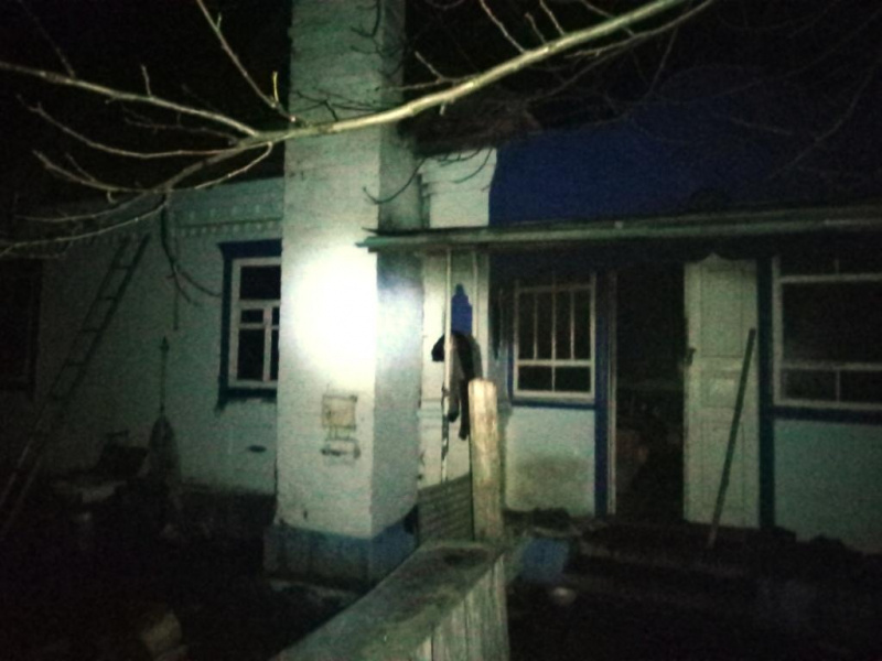 У Чернігівській області під час пожеж загинули 2 людини