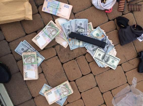 ВКиевской области милиция задержала незаконных добытчиков песка