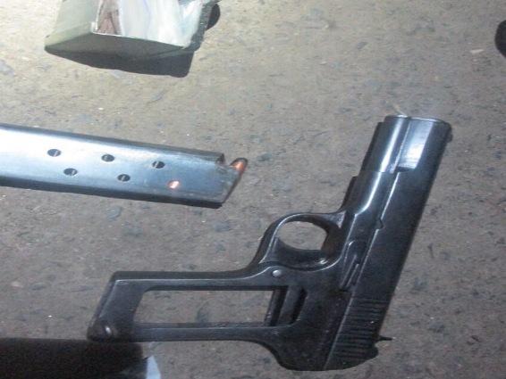 Нападение наинкассаторов вМукачево: милиция обогнала преступников