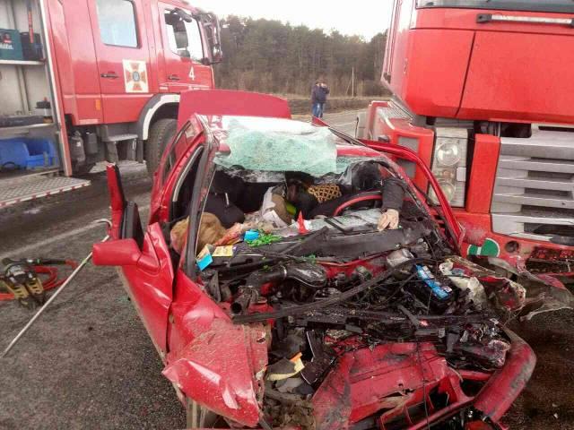 Два человека погибли вДТП воЛьвовской области