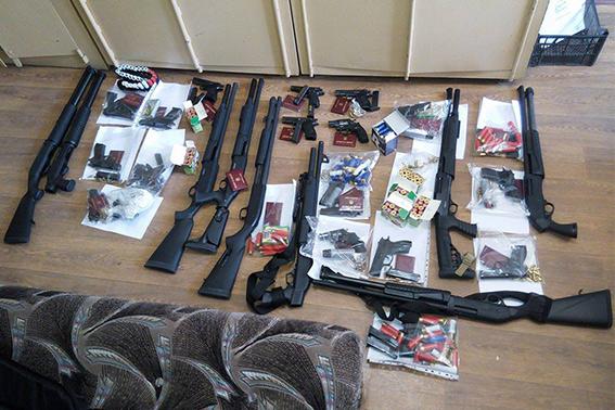 Вооруженные люди захватили облэнерго вЧеркассах