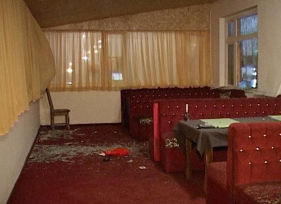 Водном изресторанов столицы Украины разорвалась граната