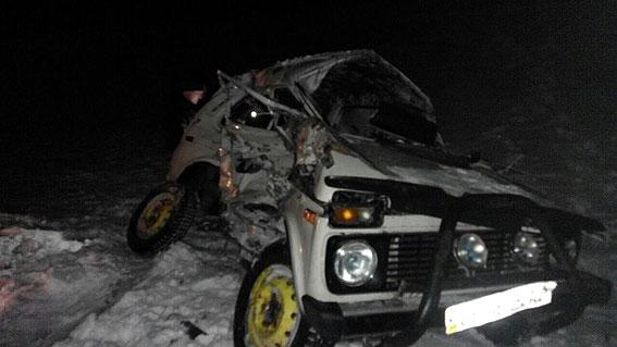 НаЧерниговщине столкнулись электропоезд савтомобилем: есть жертвы
