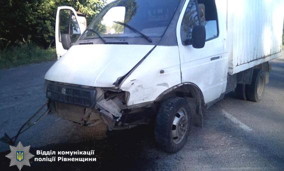 ДТП вРовенской области: погибли отец ималенькая дочь