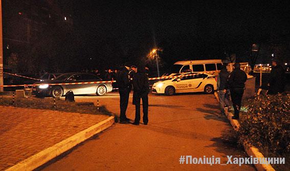 УХаркові обстріляли автомобіль, загинув водій