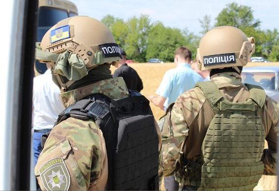 Рейдерский захват учреждения вКировоградской области: задержаны неменее 30 человек