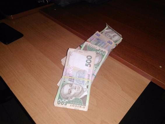 НаНиколаевщине юрист попался навзятке в7 тыс долларов