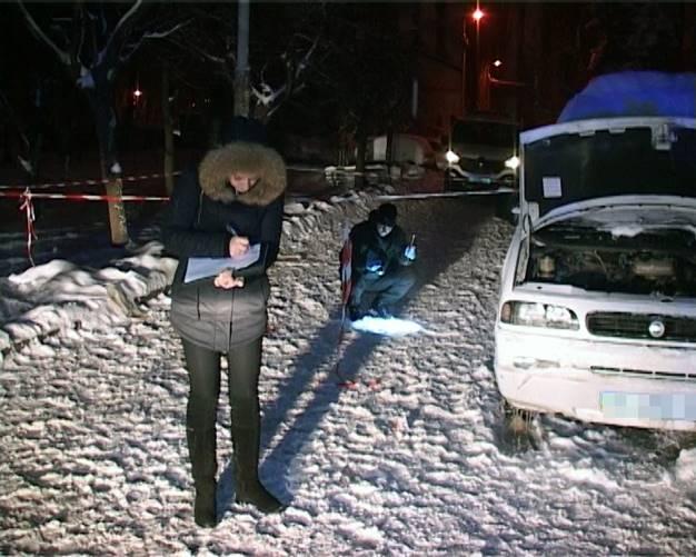 Новое убийство вКиеве: из-за ранений скончался  мужчина