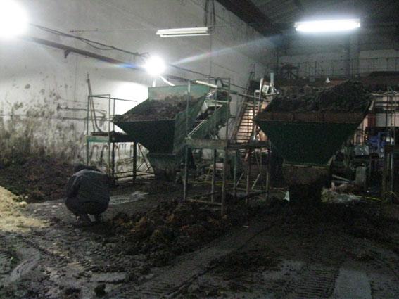 Нахимзаводе вЧернигове взорвалась бомба, привезенная изГончаровского