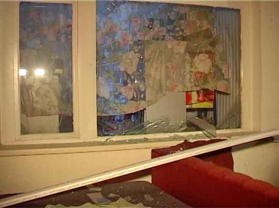 ВДнепровском районе неизвестные кинули гранату вресторан