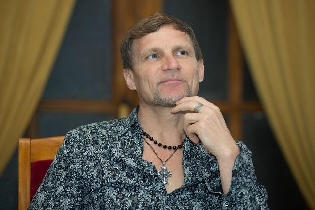 Олег Скрипка о политике