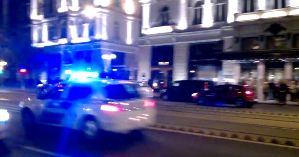 Венгерские силовики сообщили, что целью взрыва вБудапеште были работники милиции