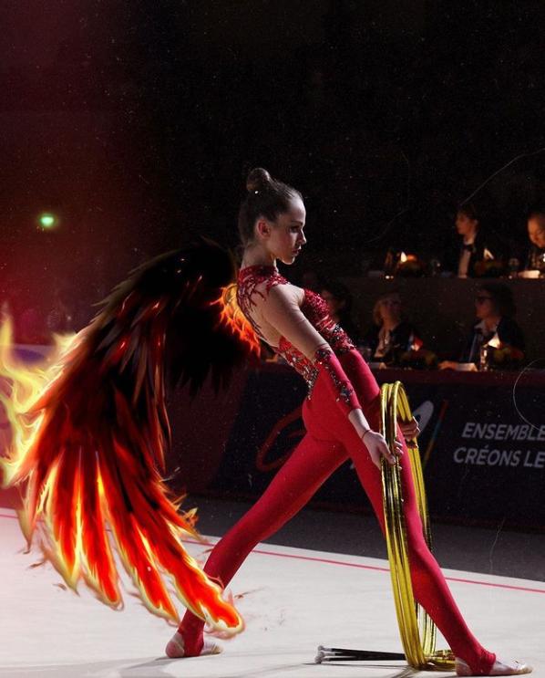 """Украинская гимнастка-чемпионка поборола рак: """"прошла через ад и переосмыслила очень многое"""""""