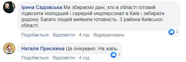 До пацієнтів на таксі: у Києві медсестри відмовляються виходити на роботу через карантин