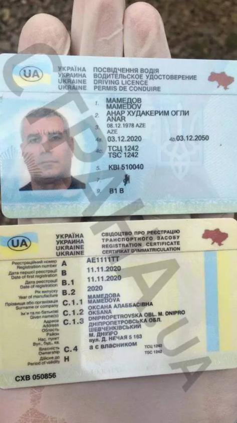 З'явилося відео вбивства Анара Мамедова у Дніпрі: стріляли в авто з дитиною