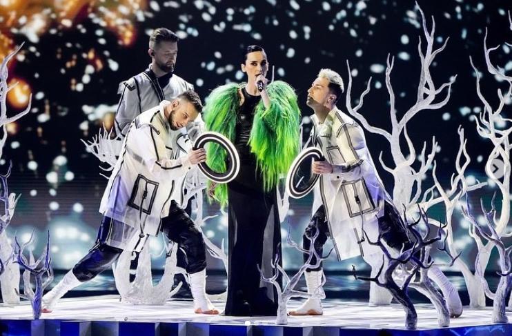 Евровидение 2021: украинцы Go_A в финале сорвали шквал аплодисментов (видео)