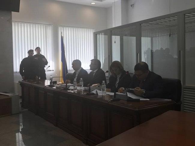 Суд отпустил Мартыненко под поручительство нардепов иминистров— Дело Мартыненко