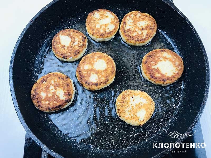 Сирники від Євгена Клопотенко (фото: klopotenko.com)