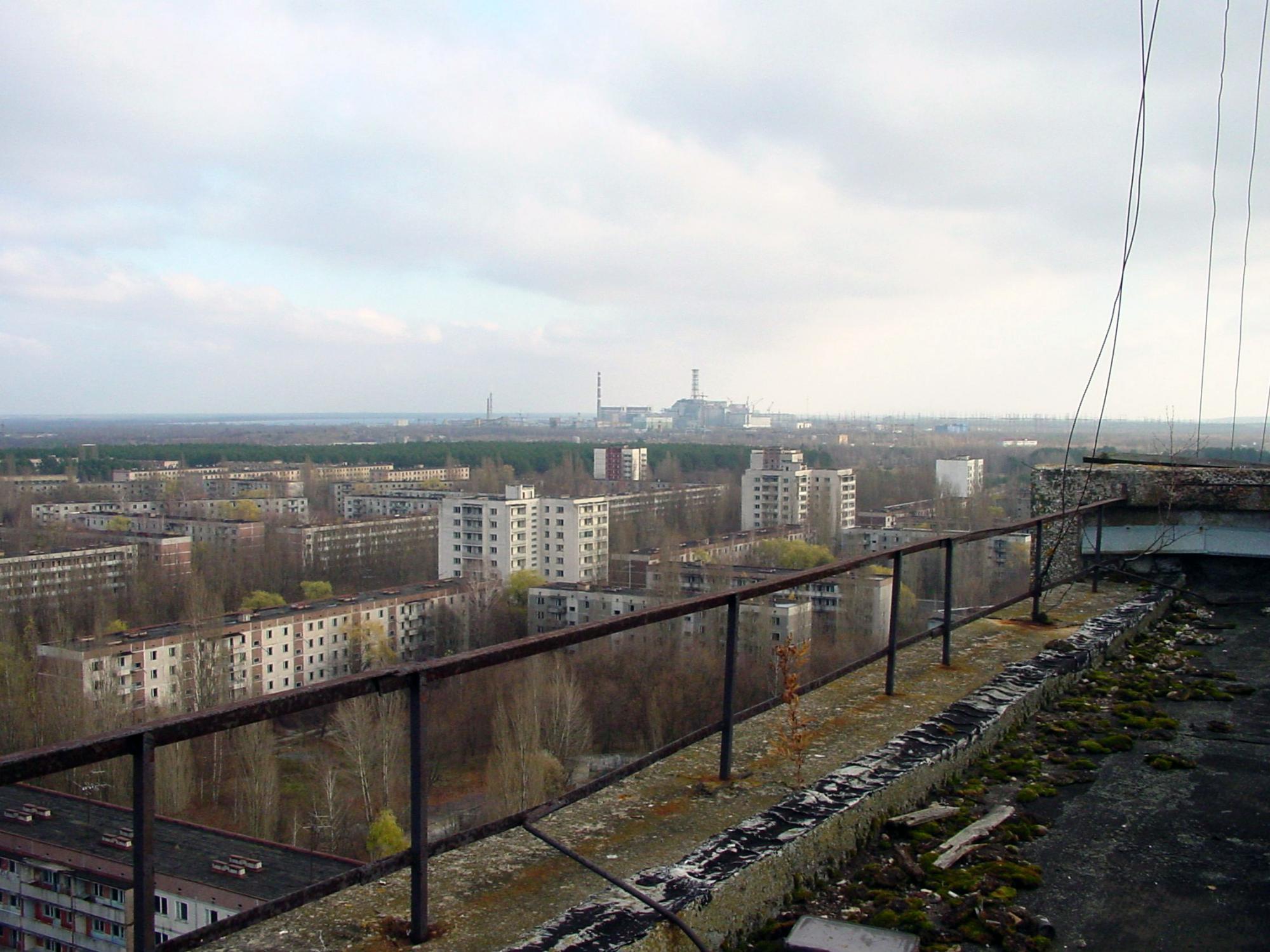 Найзагадковіші міста-примари у світі: до списку потрапила Україна