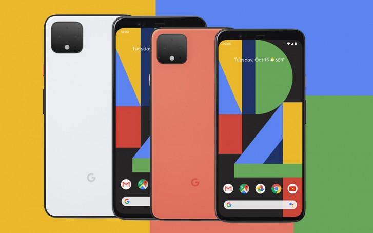 Google презентовала смартфоны Pilxel 4 и 4 XL