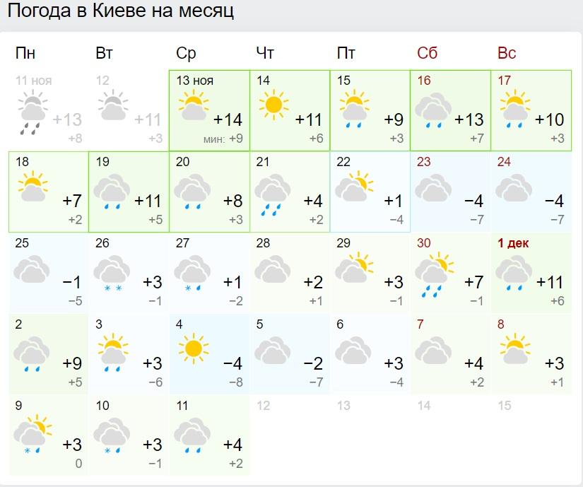 Денні морози і сніг: синоптики розповіли, коли в Україну прийде негода