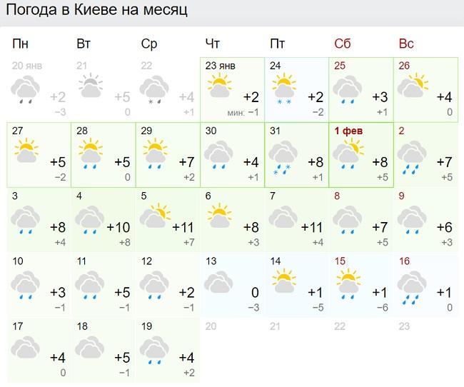 Синоптики резко поменяли прогноз погоды в Украине на февраль