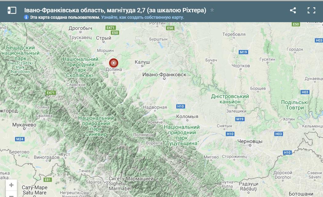 Україну сколихнув другий поспіль землетрус: люди поскаржилися на поштовхи