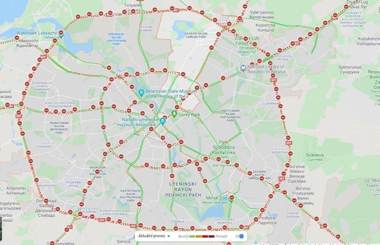 Задержания и разгон протестующих: что происходит в Беларуси