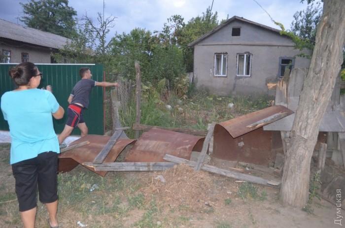 Убийство ребенка вОдесской области вызвало погромы имассовые беспорядки