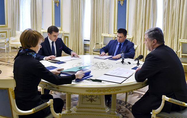 Украина подает вГаагу иск против РФ — Порошенко