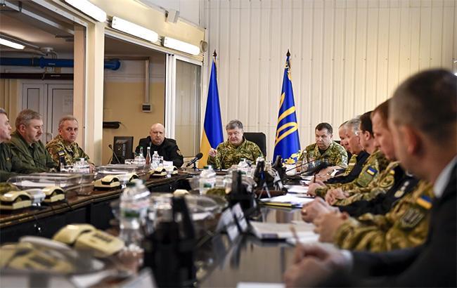 Порошенко поведал овведении новых санкций против РФ