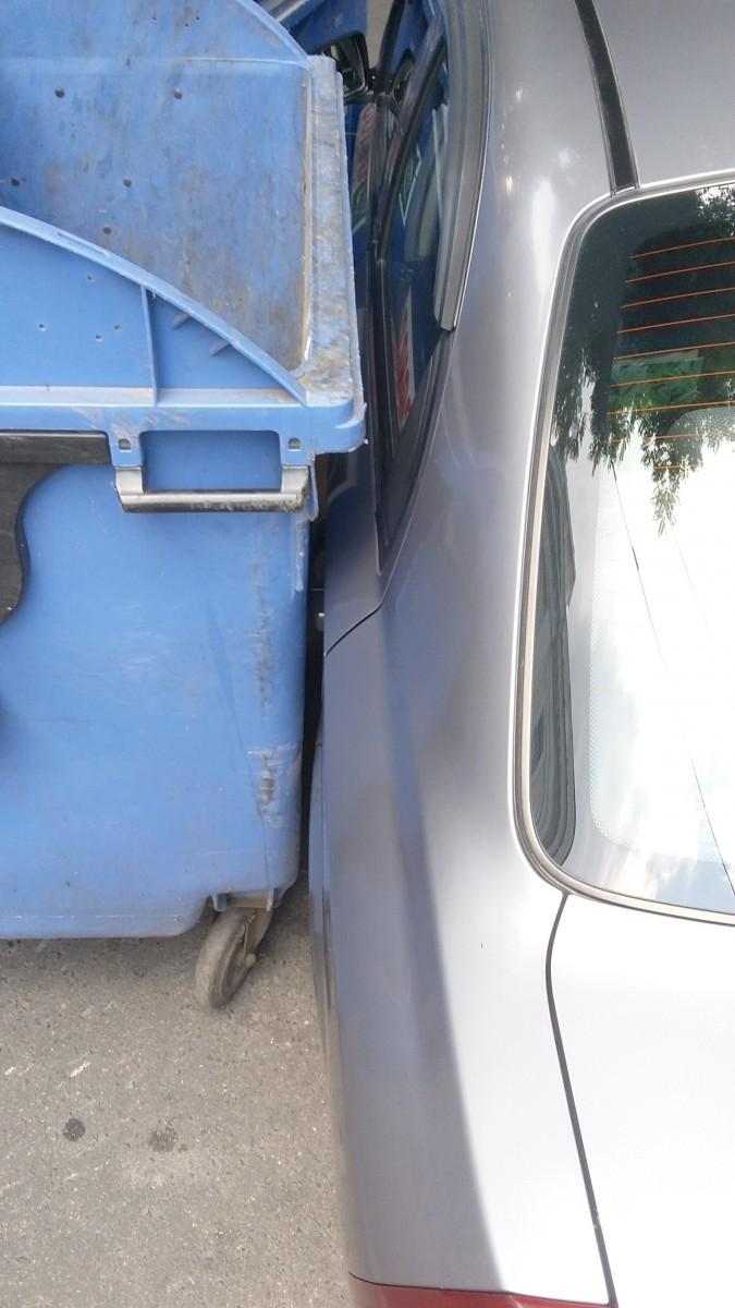 a089c869e9ce59ff93a591a574c65366 Одесситы отомстили наглому «герою парковки»