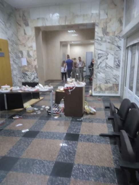 В здание НАБУ ворвались неизвестные