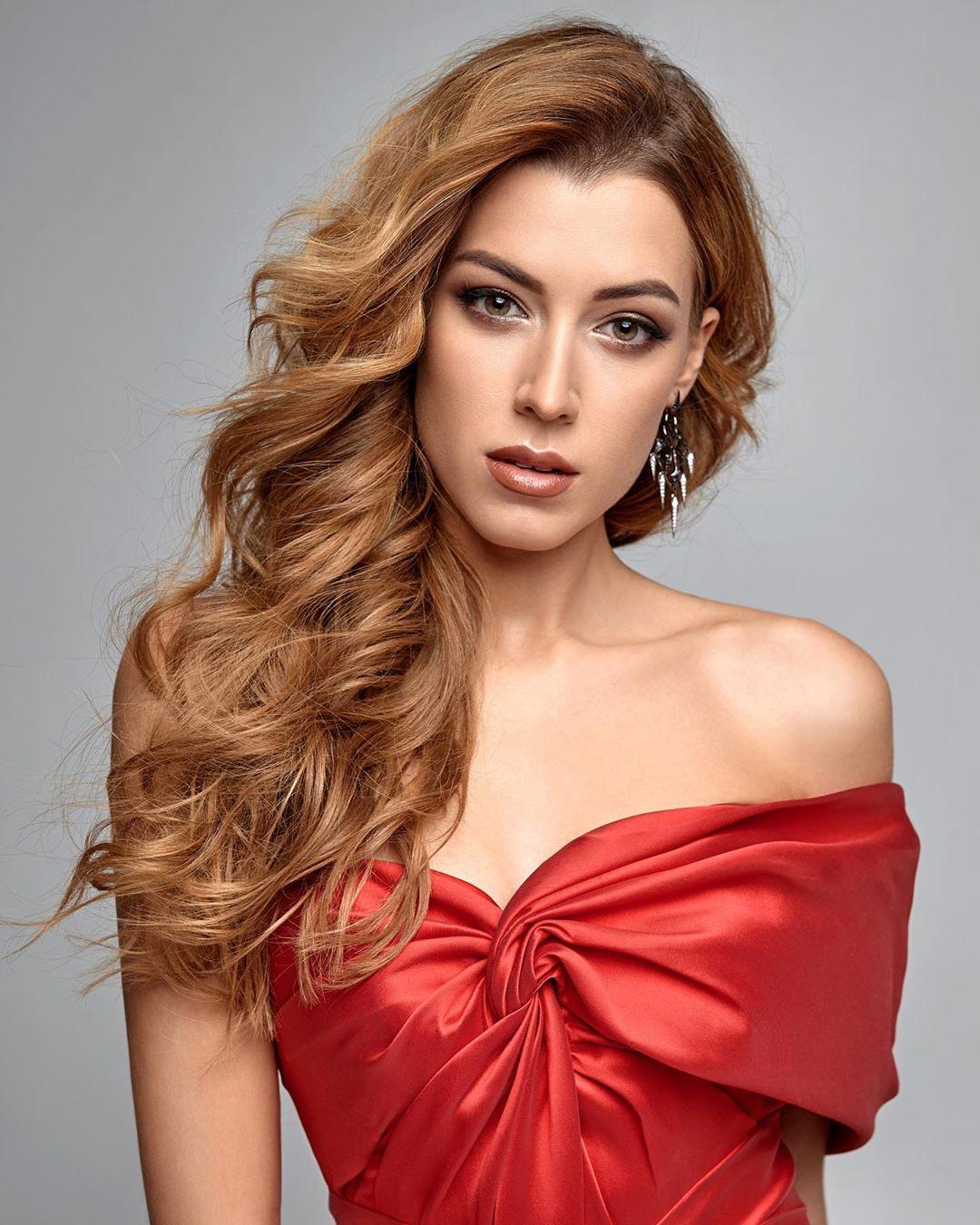 Мисс Украина Вселенная 2019: имя и яркие фото победительницы. Афиша Днепра.