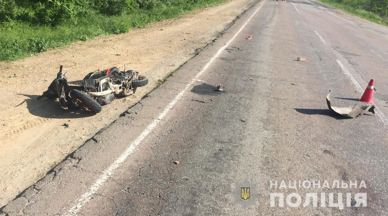 Под Херсоном водитель насмерть сбил детей на скутере: все подробности